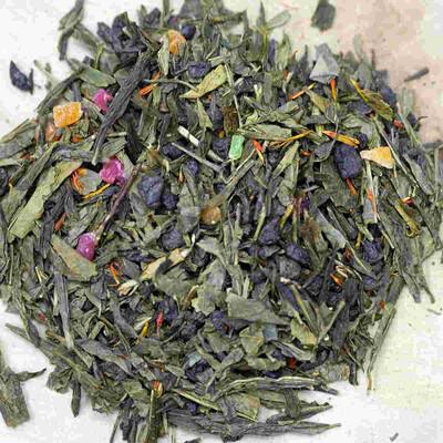 Чай зелёный «Улыбка гейши»