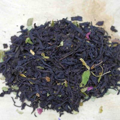 Чай чёрный «Дикая вишня»