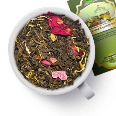 Чай «Королева Екатерина» 100гр