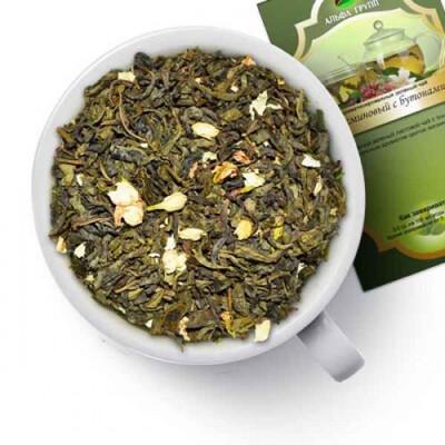 Чай «Жасминовый с бутонами» 100гр