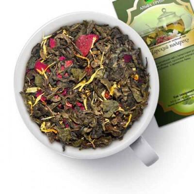 Чай «Царский подарок» 100гр