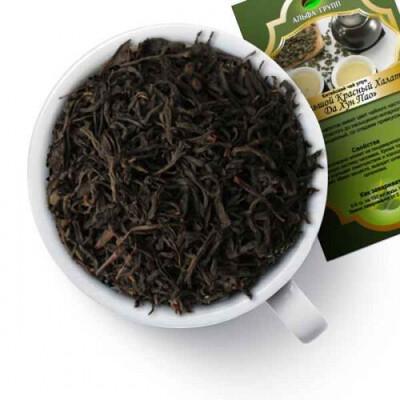 Чай «Улун Да Хун Пао Большой красный халат» 100гр