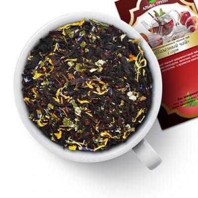 Чай «Полезный чай» 100гр