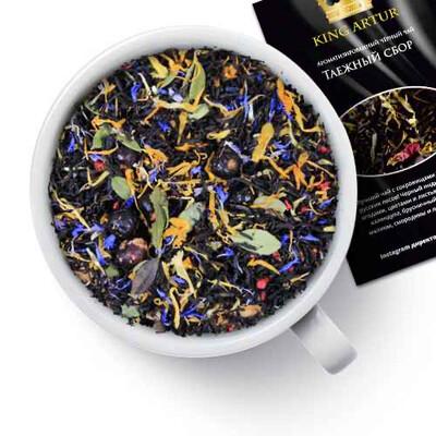 Чай «Таежный сбор» 100гр