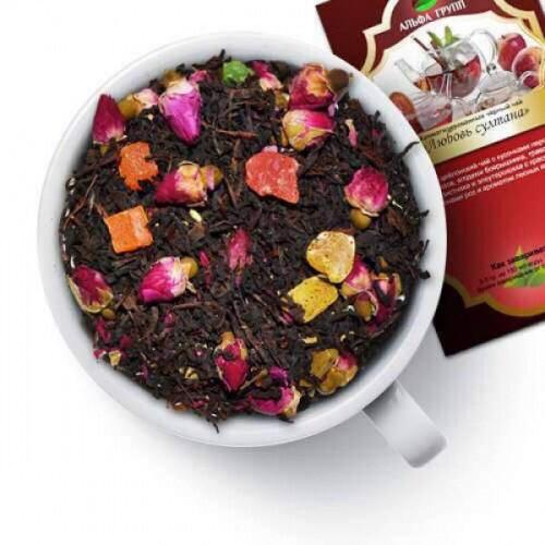 Чай «Любовь султана» 100гр