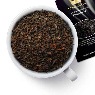 Чай красный «Юннань 2» 100гр