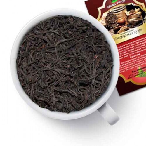 Чай Пуэр «Дворцовый» 100гр