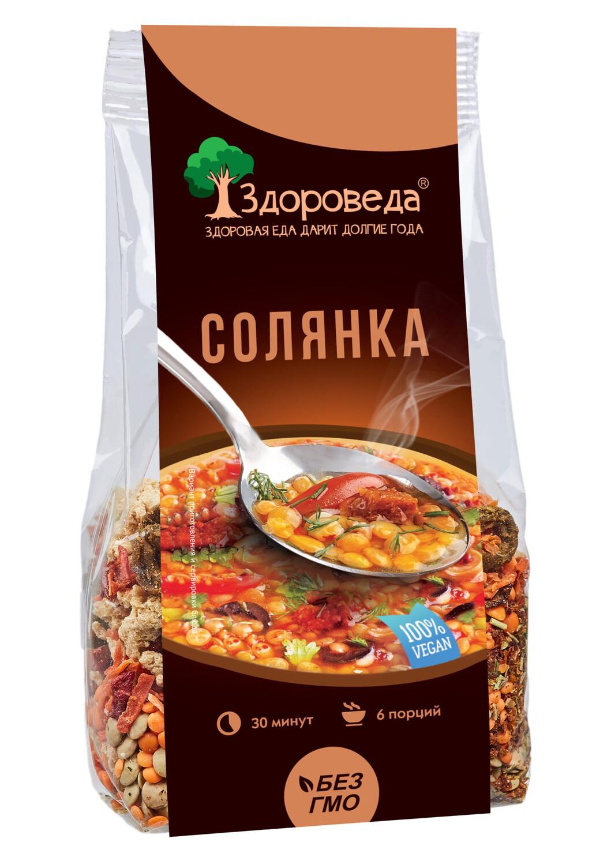 Суп «Солянка» 250гр