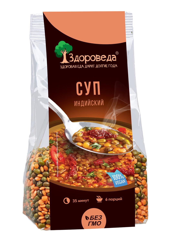 Суп «Индийский» Масурдал 250гр