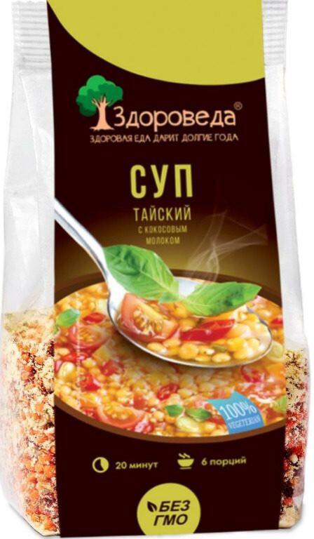 Суп «Тайский» 250гр