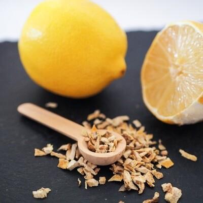 Цедра лимона 1-2мм 50 гр/Арведа