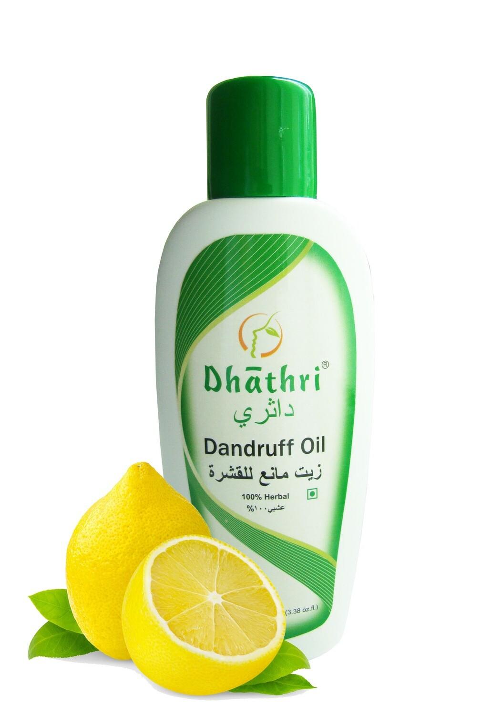 """Аюрведическое масло против перхоти """"Dhathri Anti Dandruff Oil"""" / 100мл"""
