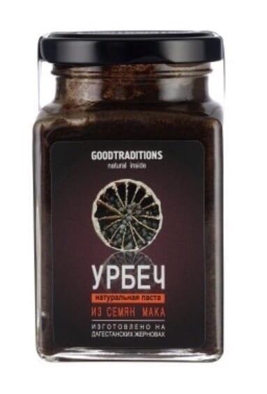Урбеч из семян мака / 230гр