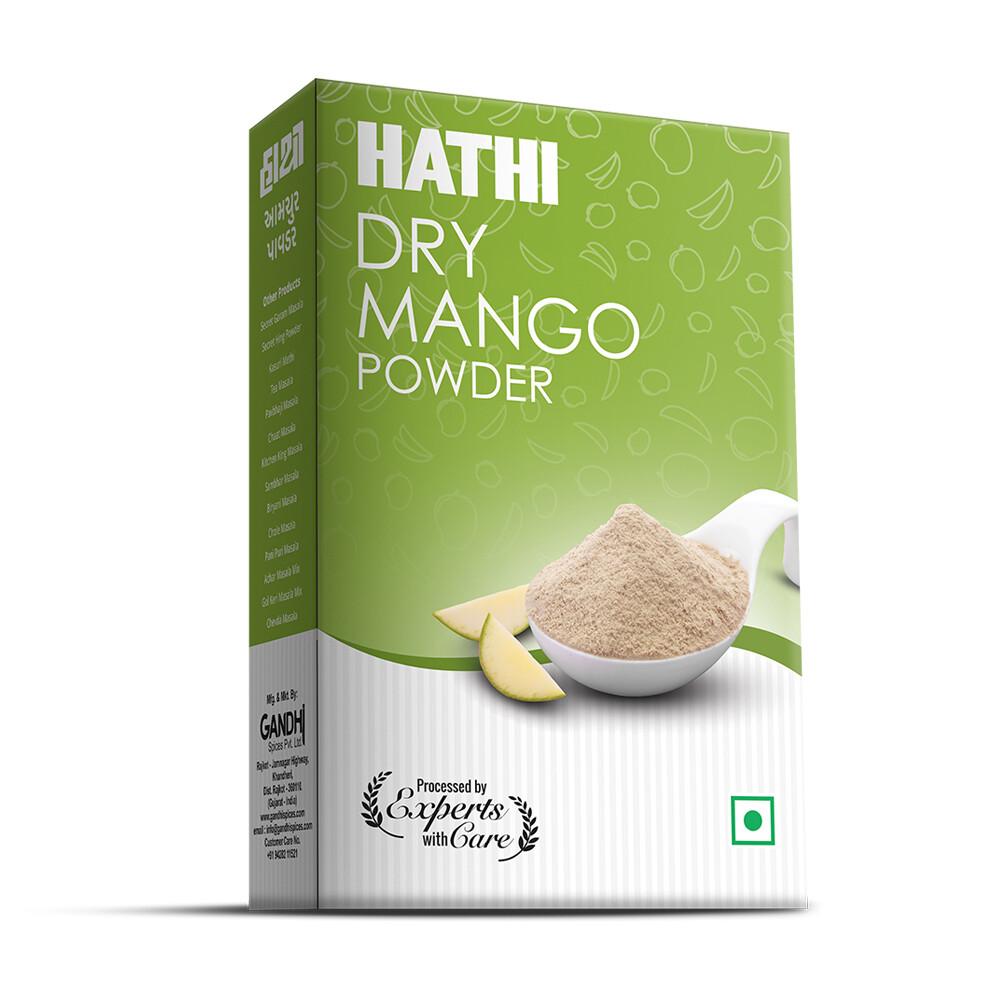 Манго сушеный молотый (Dry Mango Powder ) / 50 г / HATHI MASALA™