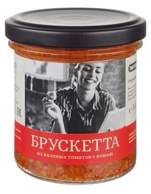 БРУСКЕТТА из вяленых томатов и кешью / 140 г