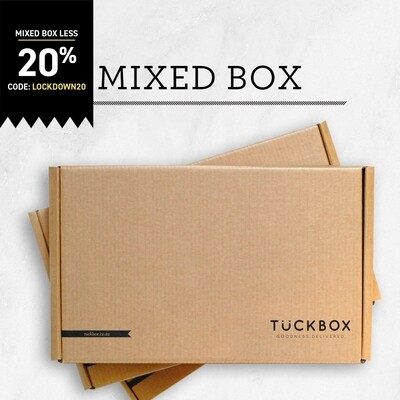 16 x Snack & Nibble Box