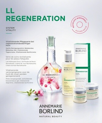 Линия для восстановления кожи - LL Regeneration