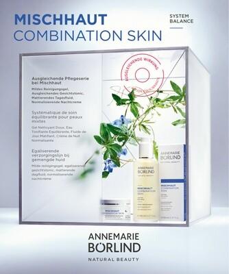 Линия для комбинированной кожи - Combination skin