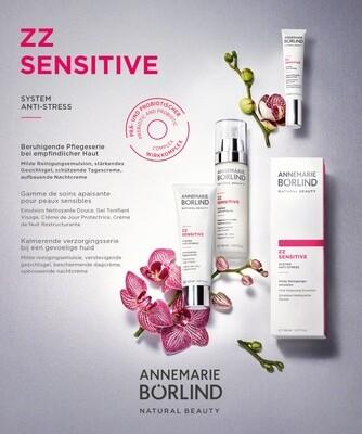 Линия для чувствительной кожи - ZZ Sensitive