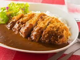 Japanese Katsu Curry Rice カツカレー