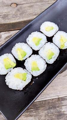 Avocado Maki Sushi アボ細巻き