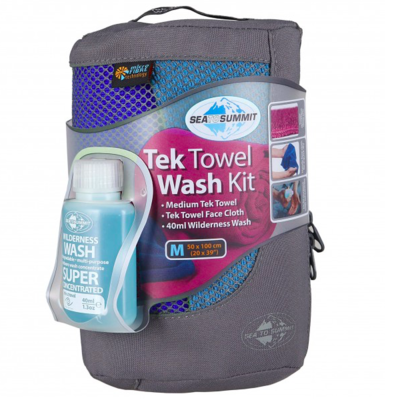 Sea to Summit Tea Towel Wash Kit