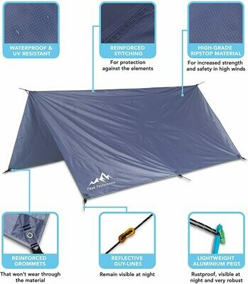 Peak Performance Tarp Kit