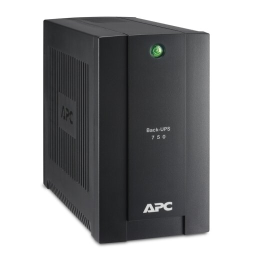 APC Back-UPS 750VA with Schuko
