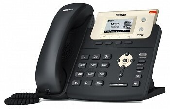 Yealink SIP-T21P E2 Entry-level IP Phone with PoE, PSU