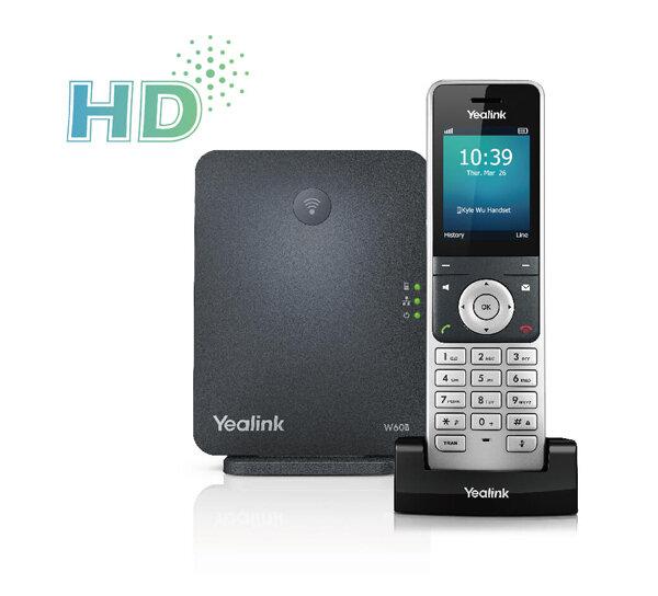 Yealink W60P IP DECT Phone
