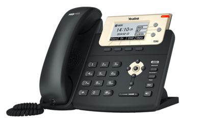 Yealink SIP-T23G Professional IP Phone with PoE, PSU