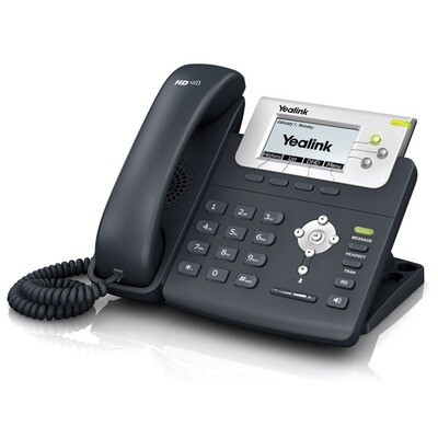 Yealink SIP-T22 Professional IP Phone without PoE