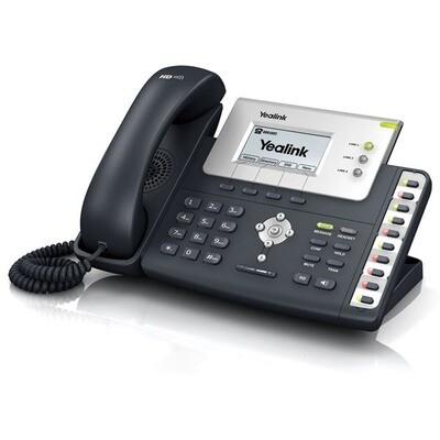 Yealink SIP-T26P Enterprise HD IP Phone with PoE, PSU