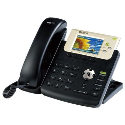 Yealink SIP-T32G Gigabit Color IP Phone with PSU