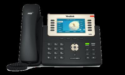Yealink SIP-T29G Enterprise HD IP Phone with PoE, PSU