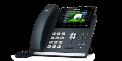 Yealink SIP-T46U Ultra-elegant Gigabit IP Phone without PSU
