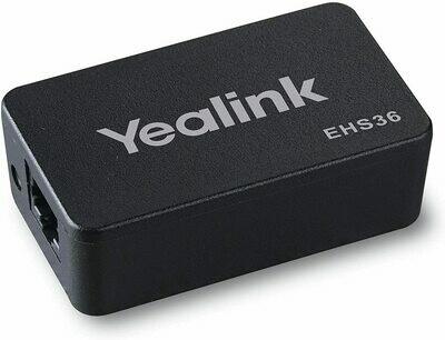 Yealink IP Phone Wireless Headset Adapter EHS36