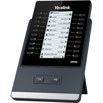 Yealink High-Performance LCD Expansion Module EXP40