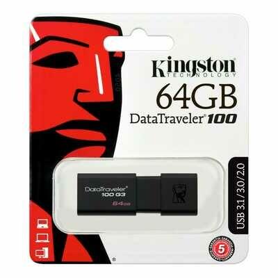 Kingston 64GB USB3.0 Flash