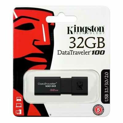 Kingston 32GB USB3.0 Flash