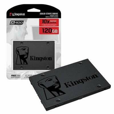 KINGSTON SATA 2.5'' 120GB TLC SSD SA400S37/120G