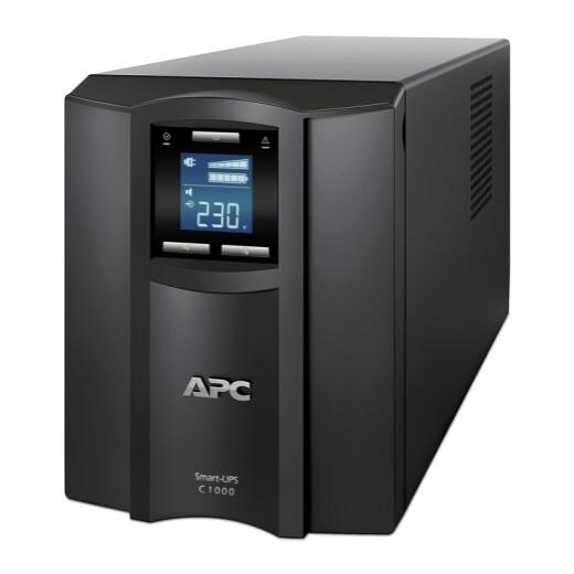 APC Smart-UPS 1500VA, AVR, LCD, IEC Outlets (SMT1500I)