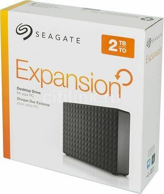 External Seagate 2Tb 3.5'' USB3.0 Black