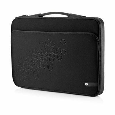 "HP Black Cherry Notebook Sleeve 16"""