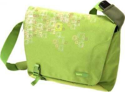 Dicota Dee Messenger 14-16,4 (Green)