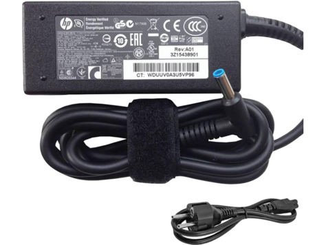 HP 45W Smart AC Adapter (4.5mm)