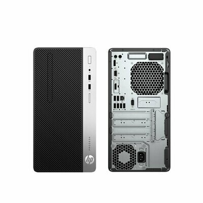 HP ProDesk 400 G5 Microtower PC (4NU69EA)