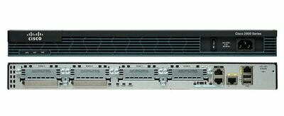 Cisco 2901 Security Bundle w/SEC license PAK