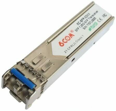 6C-SFP-0315,Optical Transceiver SFP1.25G 1310nm 15