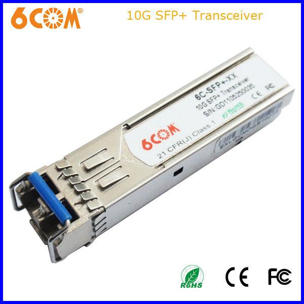 6C-SFP+-20,Optical Transceiver SFP+10G 1310nm 20KM